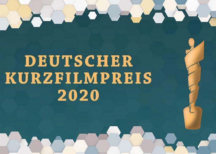 Deutscher Kurzfilmpreis 2020- Key Visual